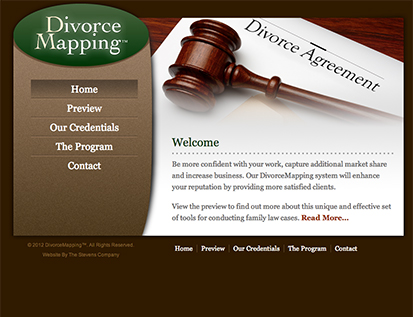 Divorce Mapping - Madison, WI