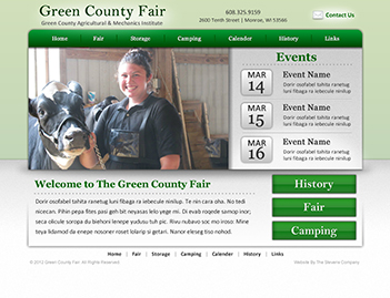 Green County Fair - Monroe, WI