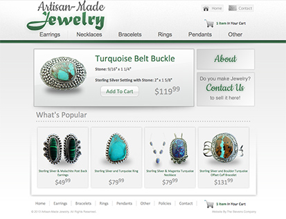 Artisan Made Jewelry - Viroqua, WI