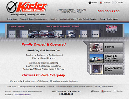 Kieler Service Center - Kieler, WI