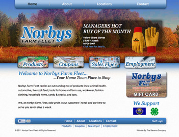 Norbys Farm Fleet - Multiple States