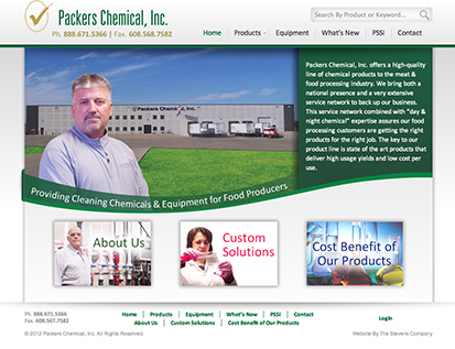 Packers Chemical - Kieler, WI