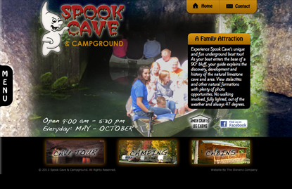 Spook Cave &amp Campground - McGregor, IA