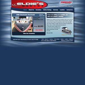 Eldie's Marine - After