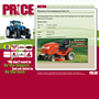 Price Equipment Sales, Inc | Bloomington, WI