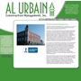 Al Urbain Construction Management | Dubuque, IA