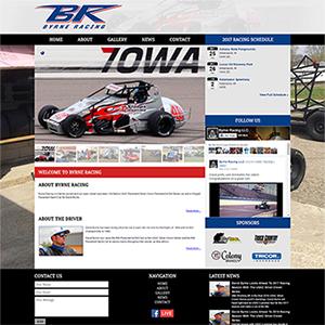 Byrne Racing - After