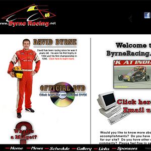 Byrne Racing - Before