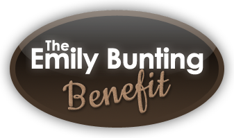 Emily Bunting Benefit