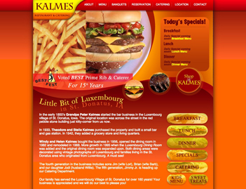 Kalmes Restaurant and Catering - St. Donatus, IA