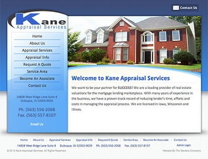Kane Appraisal Services - Dubuque, IA