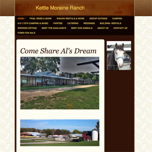Kettle Moraine Ranch - Before