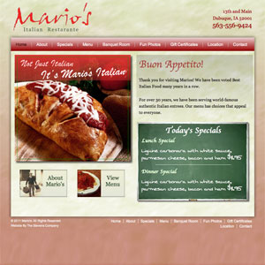 Mario's - After