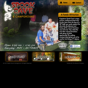 Spook Cave & Campground - After