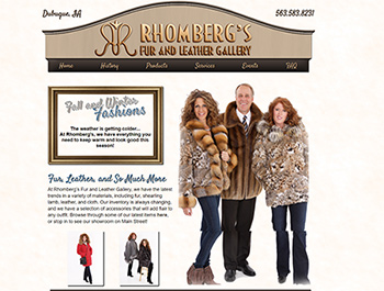 Rhomberg Fur and Leather Gallery - Dubuque, IA