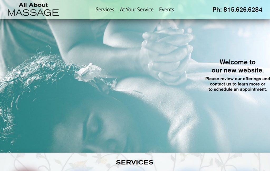 All About Massage - Sterling, Illinois