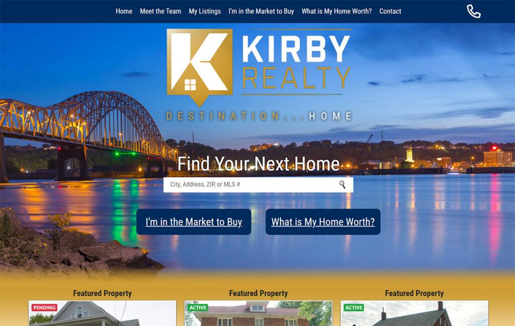 Kirby Realty - Dubuque, Iowa